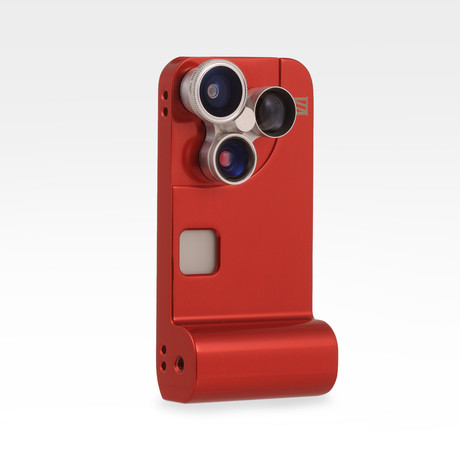 iZZi Orbit 5 // Red