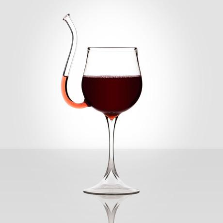 Stella Orlandino Unconventional Wine Glasses Touch Of