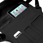 Flat Solar Messenger Bag V.2