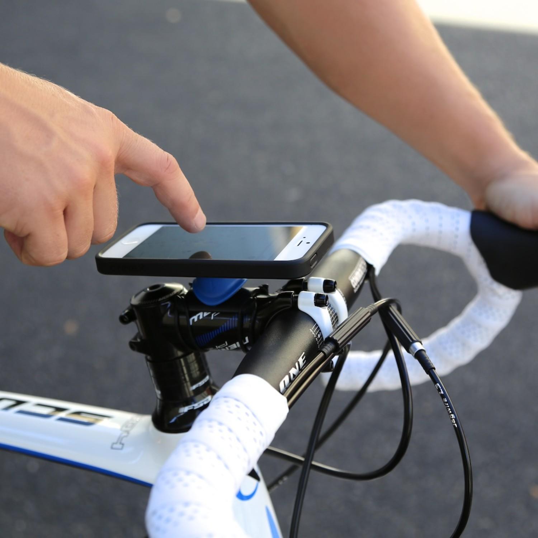 annex quad lock bike mount kit fahrradhalterung fahrrad. Black Bedroom Furniture Sets. Home Design Ideas