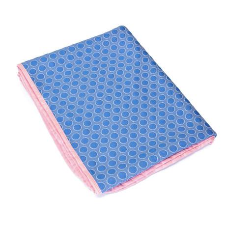 Dots // Blue, Pink