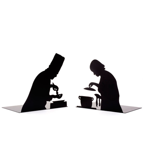 By The Book // Cooking // Set of 2