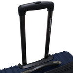 Tasmania Expandable Spinner Luggage // Set of 3 (Black)