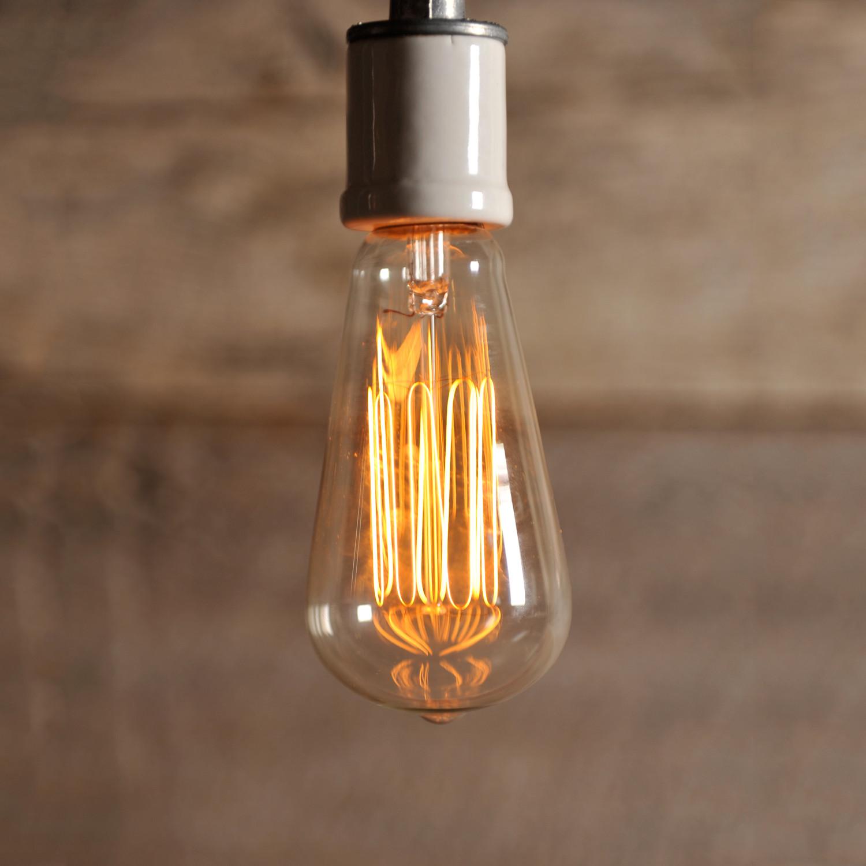 Vintage Style Edison Light Bulb - Southern Lights Electric - Touch ...:Vintage Style Edison Light Bulb,Lighting
