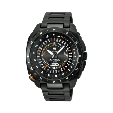 Automatic Retro Future Men's Watch // JSPBEB051