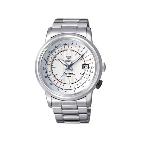 Automatic Modern Classic Men's Watch // JSPBEA010