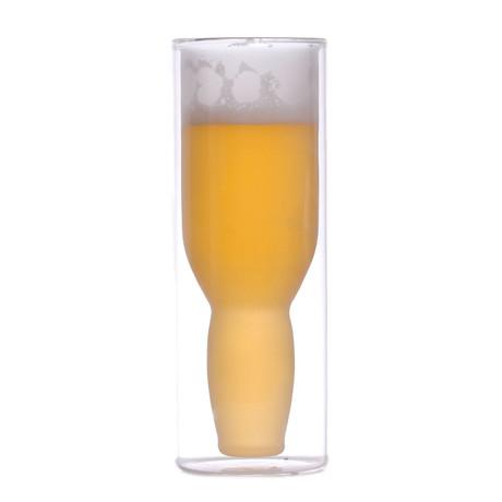 Australian Beer Glass // Set van 4