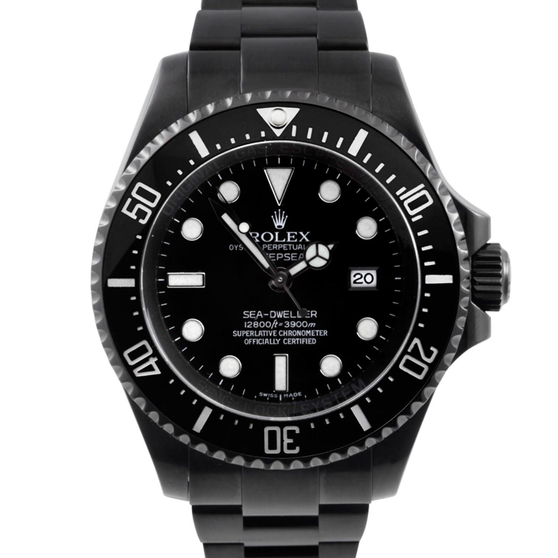 Rolex Sea Dweller Deepsea Stainless Steel C 2000 S
