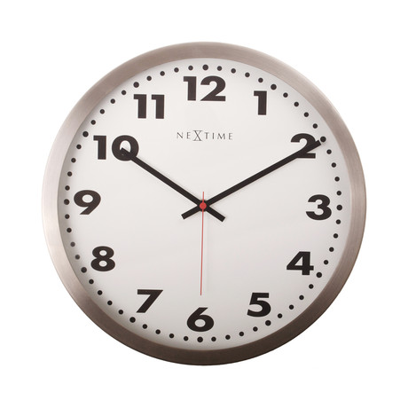 Nextime cool clocks touch of modern for Touch of modern clock