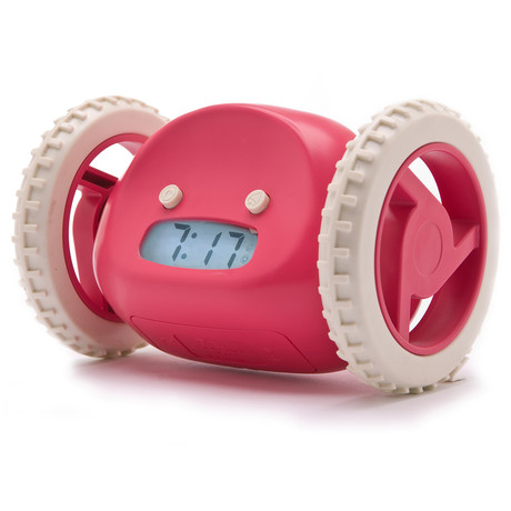 Nanda home aerobic alarm clocks touch of modern for Cool nightstand clocks