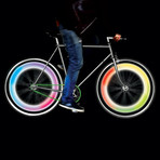 Multi-Color Bike Wheel LED Mood Lights
