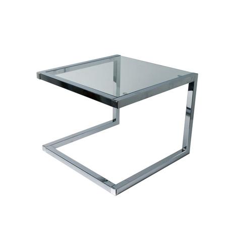 Leitmotiv furniture glass wood metal designs touch - Ikea beistelltisch glas ...