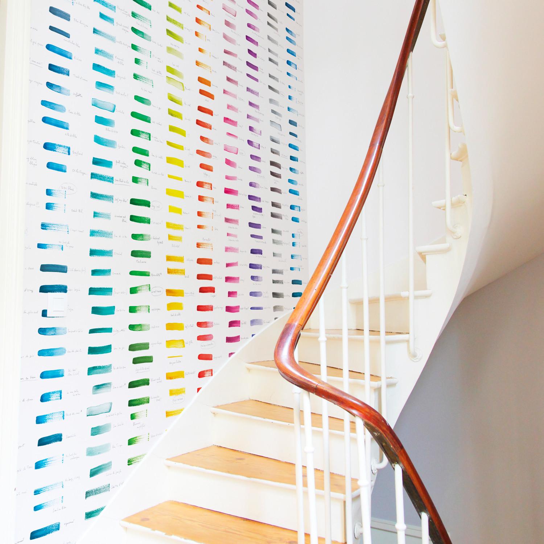 nuancier united colors of ohmywall - Color Touch Nuancier