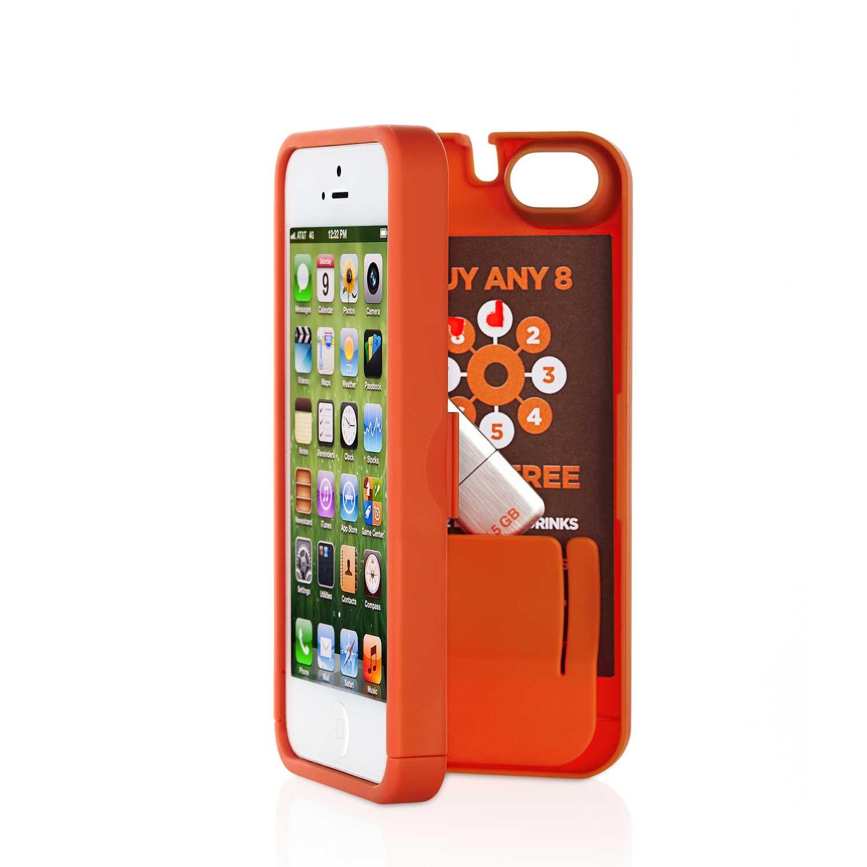 iPhone Case // Orange (iPhone 5) - Eyn Cases