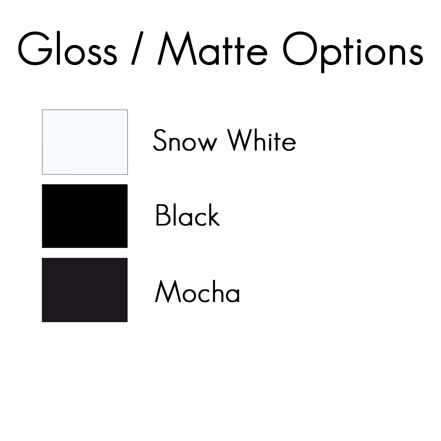 Magic Cube Dresser Glossy Lacquer Snow White The