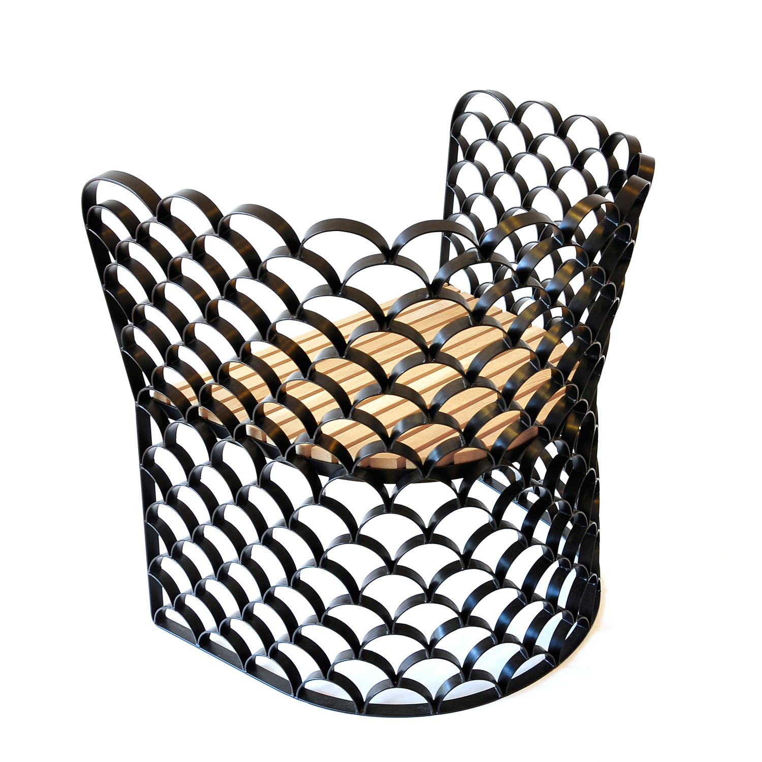 Koi casual chair innermost furniture touch of modern for Koi furniture