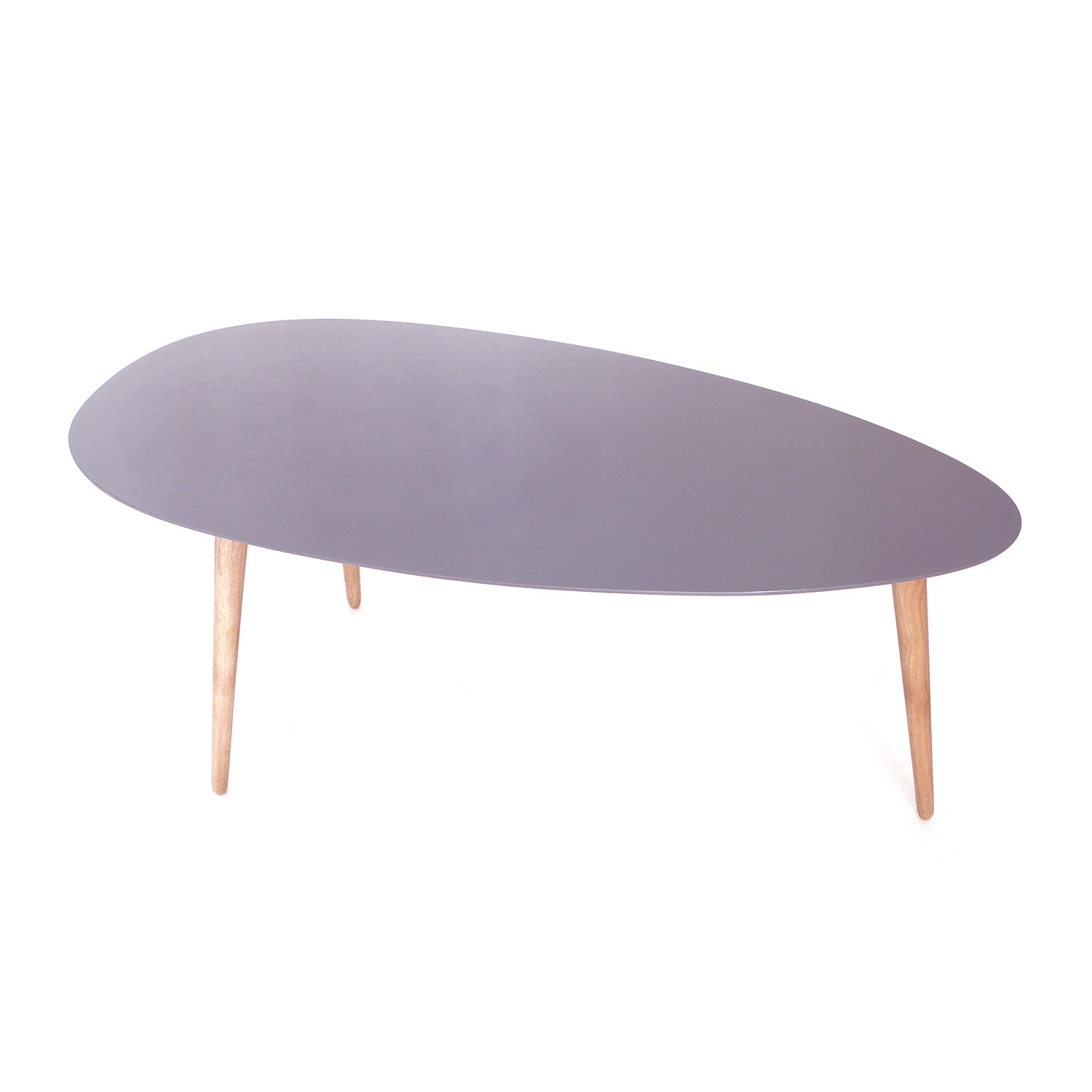 Large Egg Table (Grey)