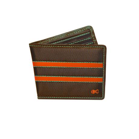 Nutz Wallet & Boltz Wallet (Brown & Orange)
