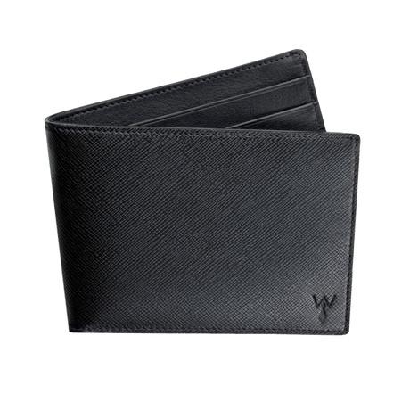 Wurkin RFID Blocked Slim Wallet (Black)