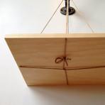 Balance Bookshelf // Natural