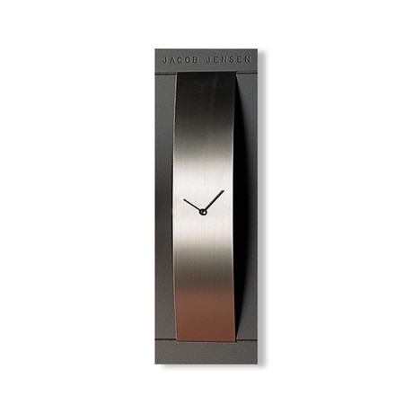 wall clock jacob jensen wall clocks touch of modern