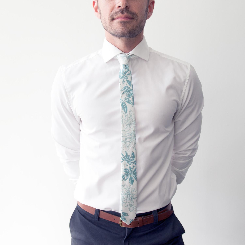 The Dennis Skinny Tie