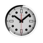 Chrome Wall Clock // W303S44W