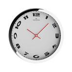 Chrome Wall Clock // W303S49W