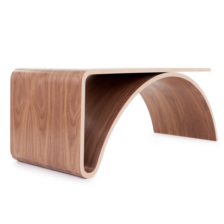 Kaari Table Stripy Veneer