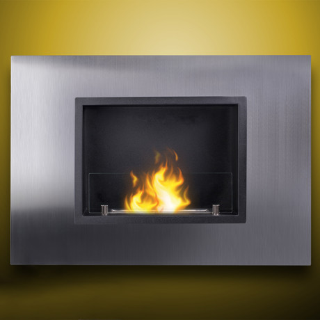 Pureflame the art of fire touch of modern for Denatured alcohol for fireplace