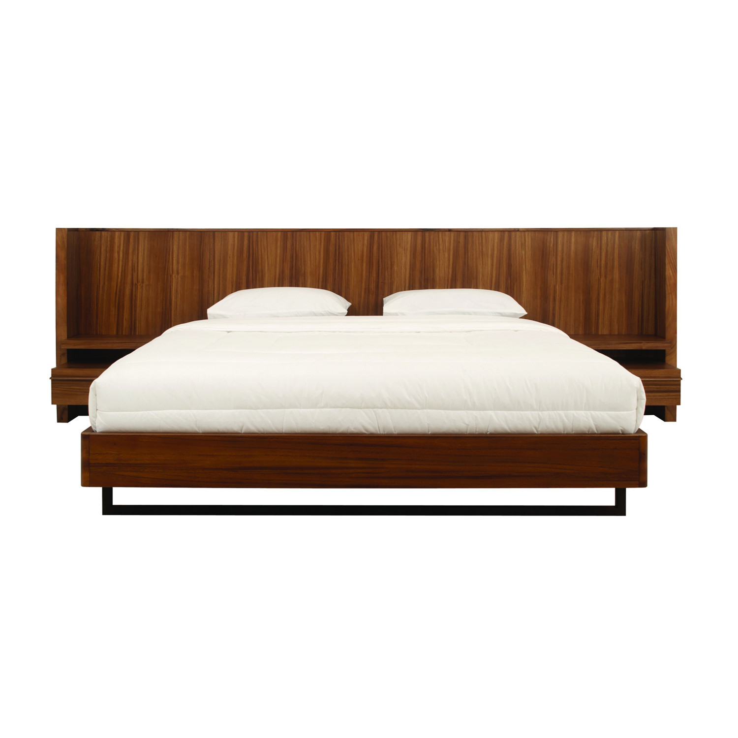 Bali Queen Bedframe Urbia Imports Touch of Modern