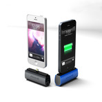 Flex XT Pocket Charger // iPhone 5/5S/5C (Black)