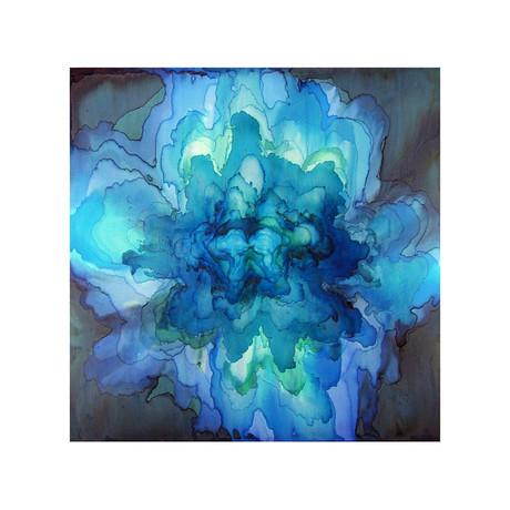 Aqua // 48 x 48