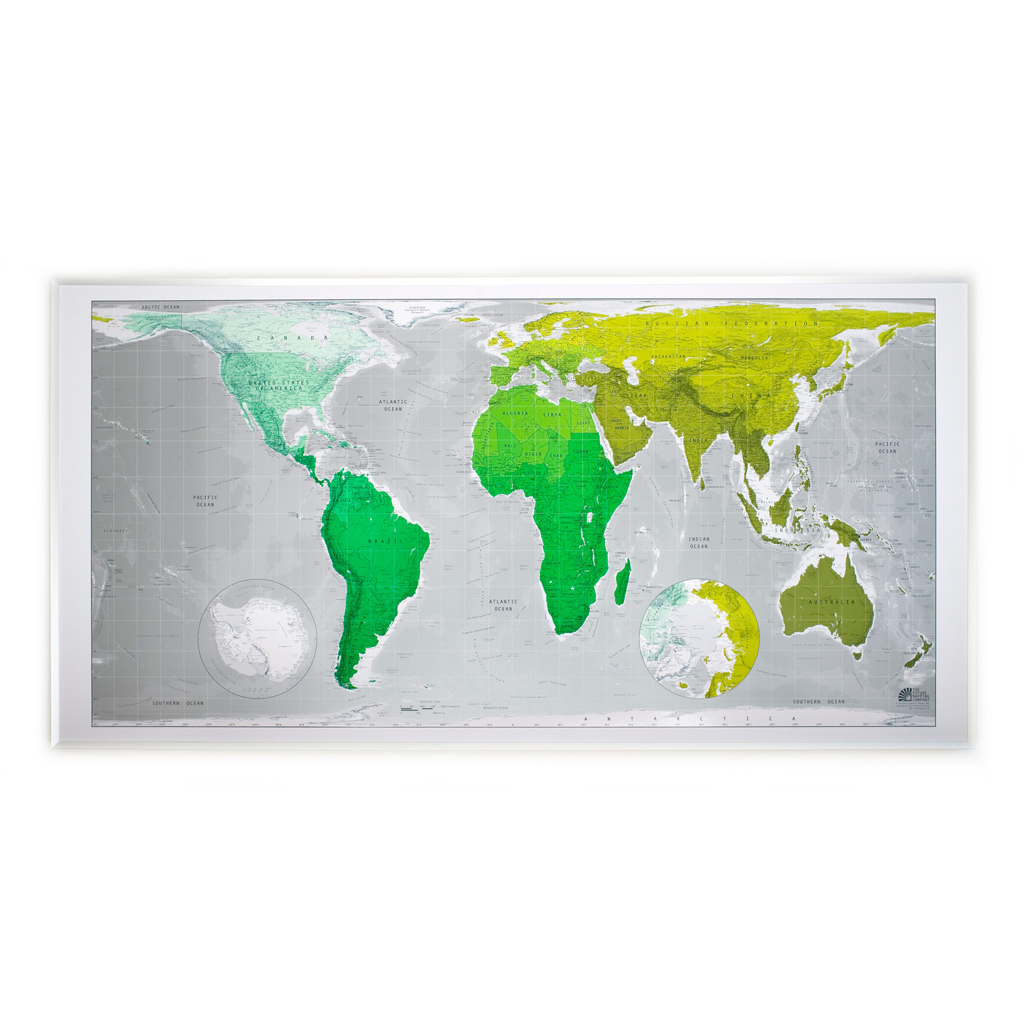Huge future world map version 1 magnetic the future mapping huge future world map version 1 magnetic gumiabroncs Image collections