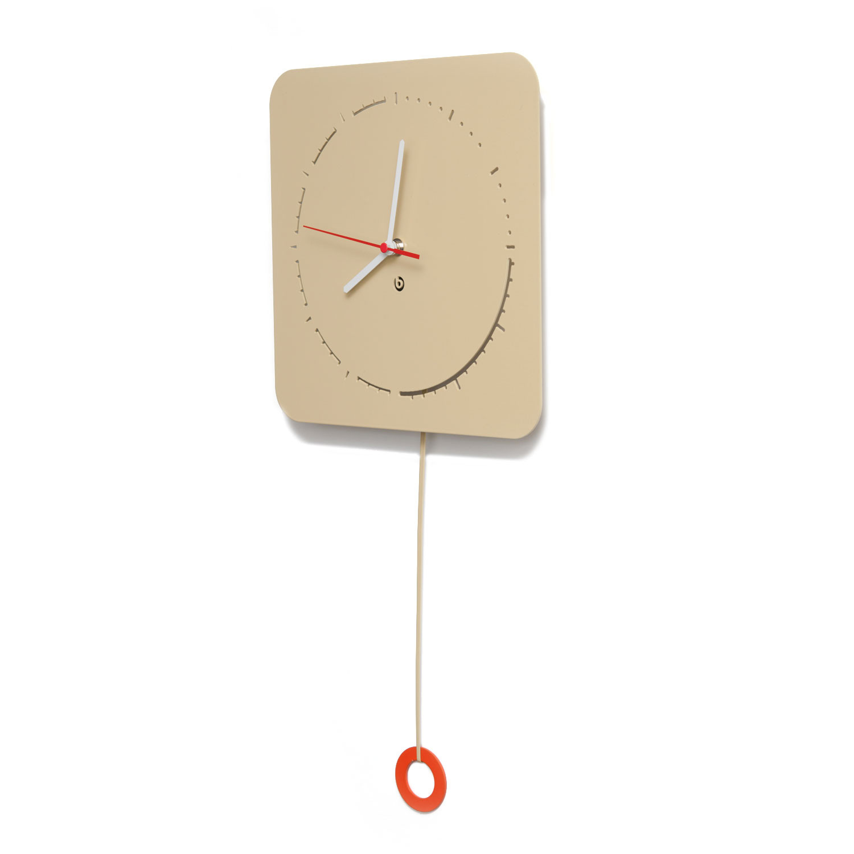 Pendulum clock basta touch of modern for Touch of modern clock