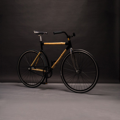 UR-Urban Racer // Black (49cm Coaster Brake)