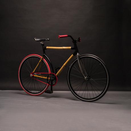 UR-Urban Racer // Red (49cm Coaster Brake)