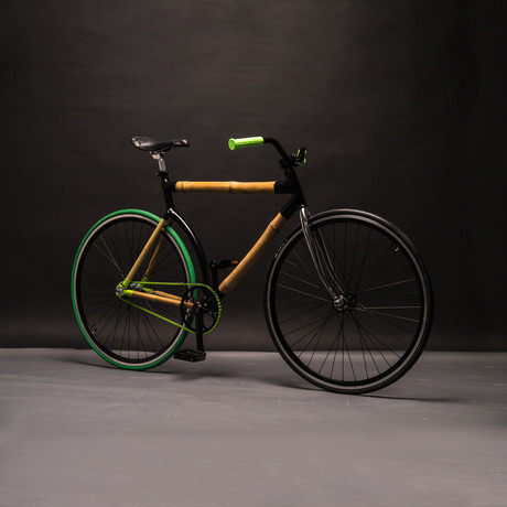 UR-Urban Racer // Green (49cm Coaster Brake)