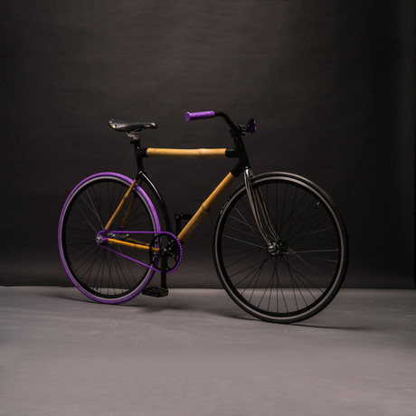 UR-Urban Racer // Purple (49cm Coaster Brake)