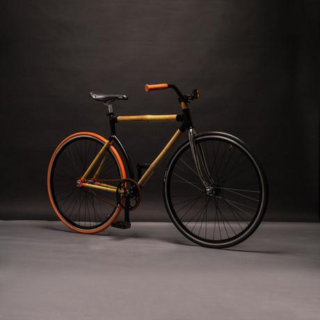 UR-Urban Racer // Orange (49cm Coaster Brake)