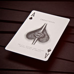 DeckONE Playing Cards // Set of 2