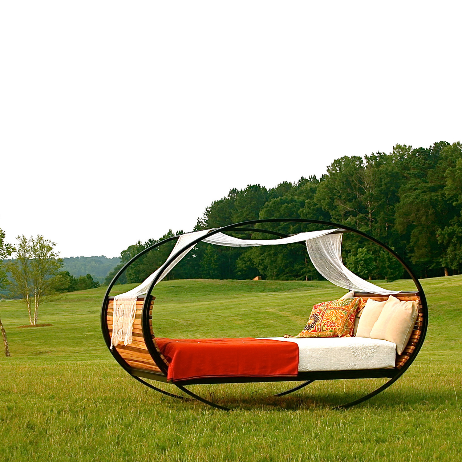 Delightful Mood Rocking Bed (Twin) Good Looking