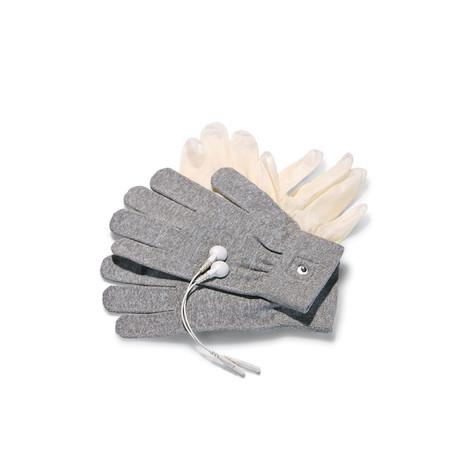 Electro-Conductive Magic Gloves // E-Stim