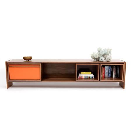 Low Unit // Large (Orange)