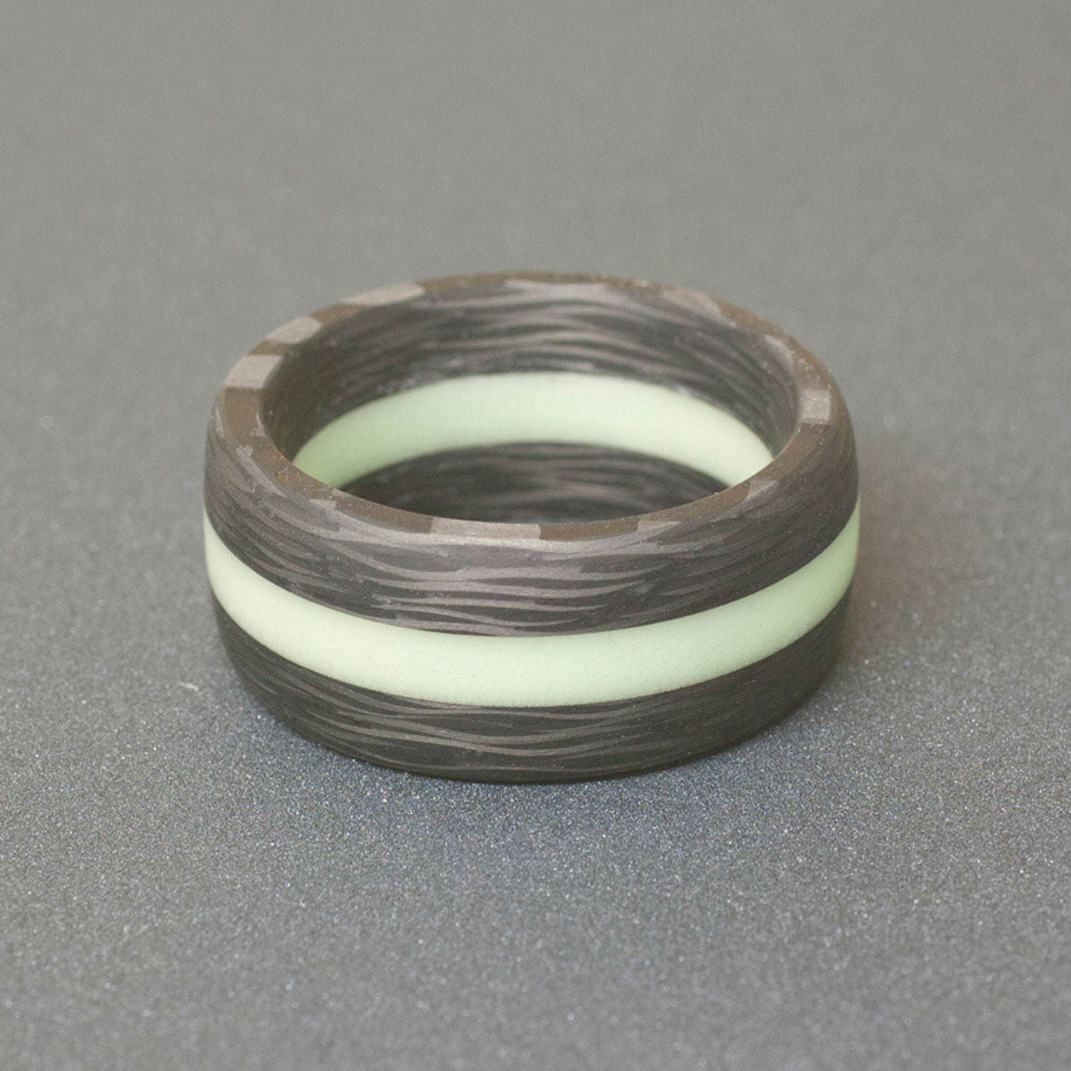 products lume carbon fiber the forged matte glow by purple rings resized ring