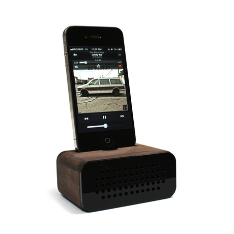 Timbre - Nature's Amplifier - Touch of Modern