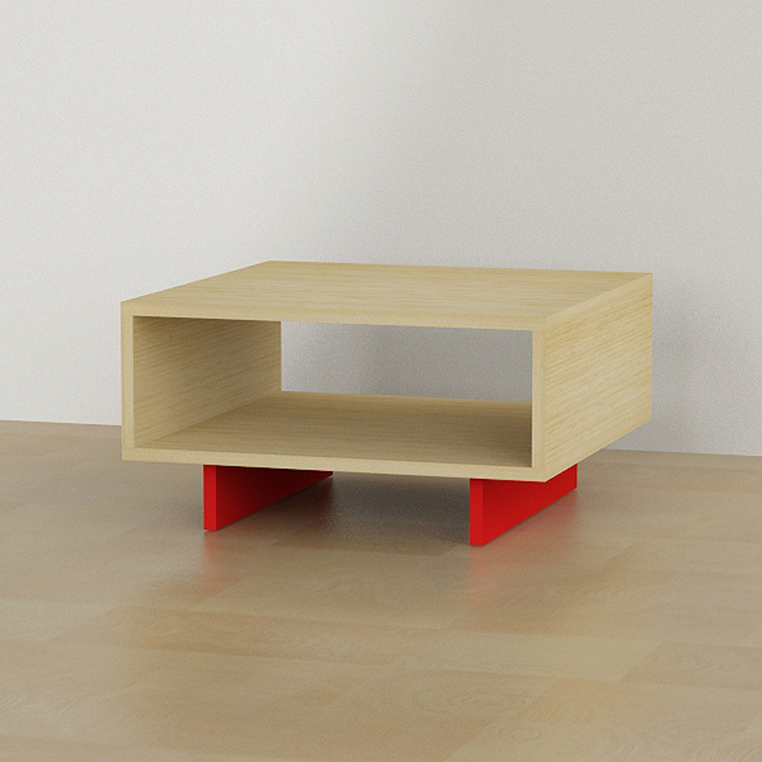 Hola coffee table oak red the turkish table collection touch of modern Collectors coffee table