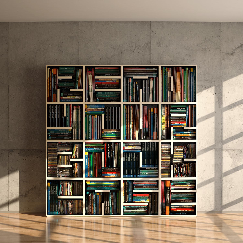 readyourbookcase bookshelf saporiti touch of modern