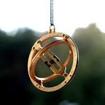 Kala Pocket Sundial // Shiny