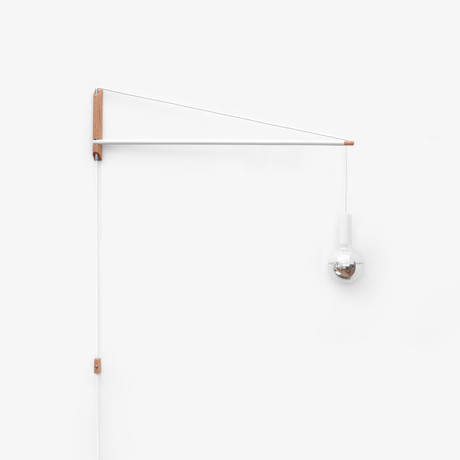 Crane Light White 3 Feet Andrew Neyer Touch Of Modern